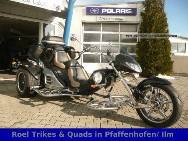 2009 Boom  V2 automatic 1.Hd. Motorcycle Trike photo