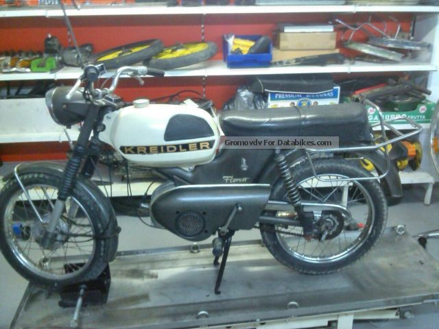 Kreidler  K54 / 32D 1977 Vintage, Classic and Old Bikes photo
