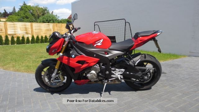 2014 BMW  S1000R with sports and dynamics package Motorcycle Motorcycle photo