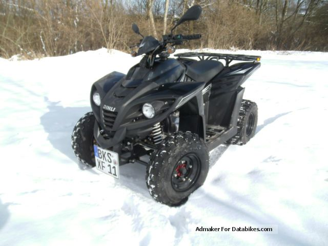 2015 Dinli  802-300 Motorcycle Quad photo