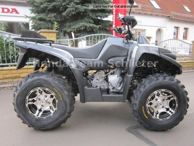 2015 Triton  Defcon M4 LOF 4x4 Motorcycle Quad photo