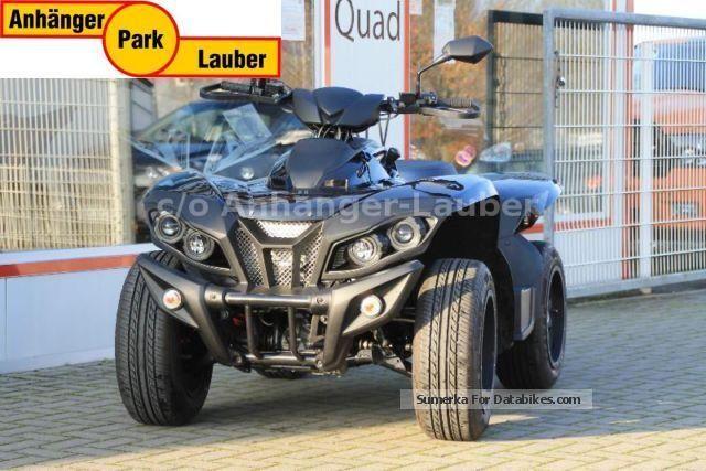 Triton  RS Roadster 700 EFI, black, LOF, 686 cc 2014 Quad photo
