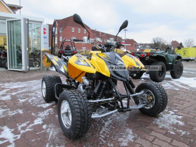 GOES  G 450 R SM Supermoto LOF 2012 Quad photo