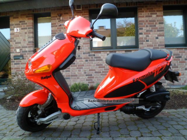 1997 Italjet  Fomular 125 Very gepfl. Motorcycle Scooter photo