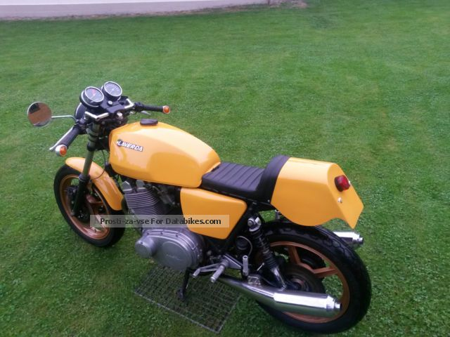 1983 Laverda  1000 Motorcycle Motorcycle photo