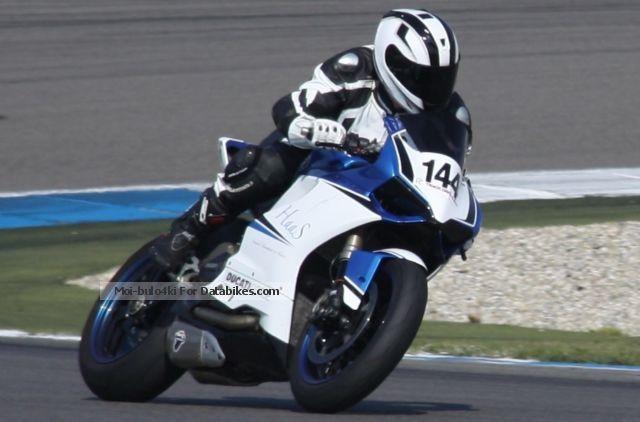 2013 Ducati  Panigale 1199 Motorcycle Racing photo