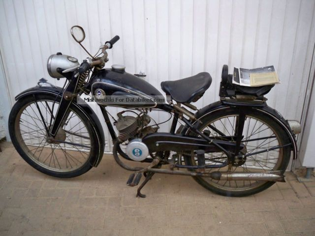 Herkules  212 1954 Vintage, Classic and Old Bikes photo
