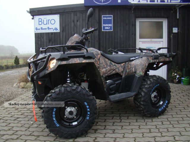 2012 Polaris  Sportsman 570 EFI EPS (servo) Camoflage! ATV Motorcycle Quad photo