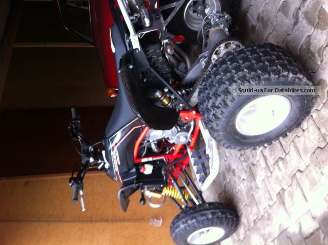 2012 Gasgas  Quad Motorcycle Quad photo