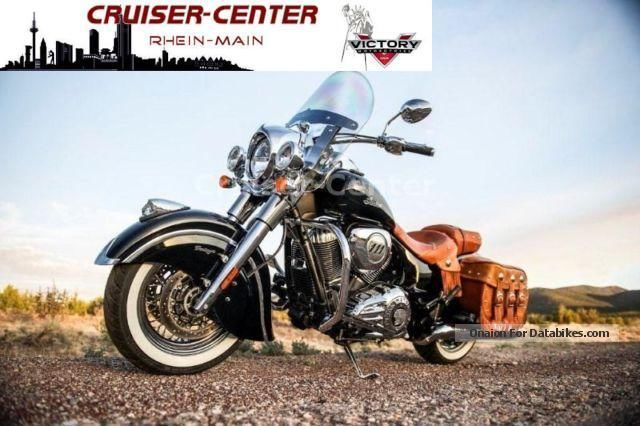 2014 Indian  Chief Vintage Black Thunder Motorcycle Chopper/Cruiser photo