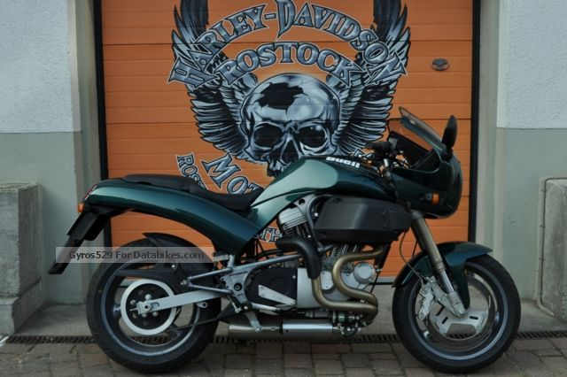 2003 Buell  S3 THUNDER BOLD Motorcycle Streetfighter photo
