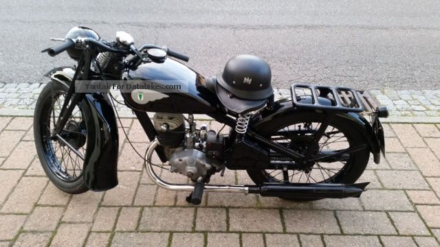 1954 DKW  KS 200 Motorcycle Other photo