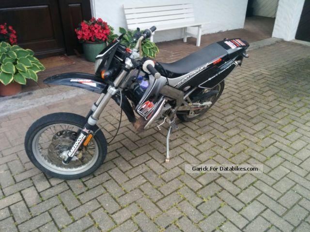2006 Derbi  SDR Motorcycle Super Moto photo