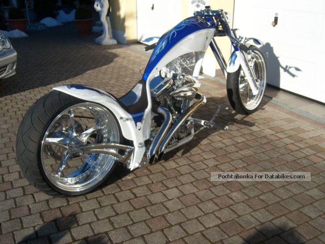 Harley Davidson  Harley-Davidson Custom Tunderbike 2012 Chopper/Cruiser photo