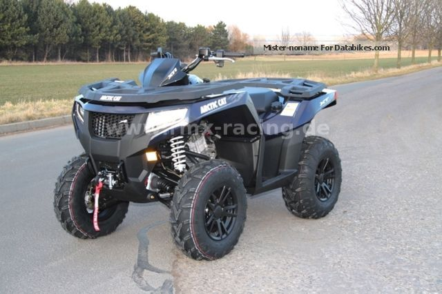 2012 Arctic Cat  XT 700 4x4 ATV - Model 2015! 3 years warranty Motorcycle Quad photo