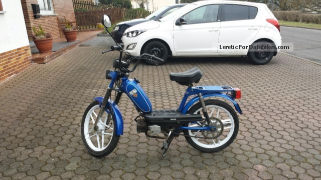 1996 Herkules  Prima 5 Motorcycle Motor-assisted Bicycle/Small Moped photo