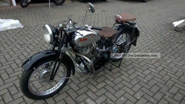 BSA  Sloper M35 S. V. 1935 Vintage, Classic and Old Bikes photo