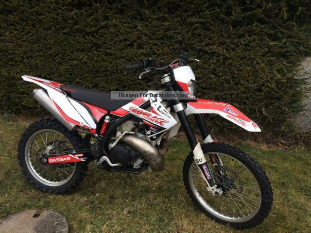 2015 Gasgas  EC 250 2008 Motorcycle Enduro/Touring Enduro photo