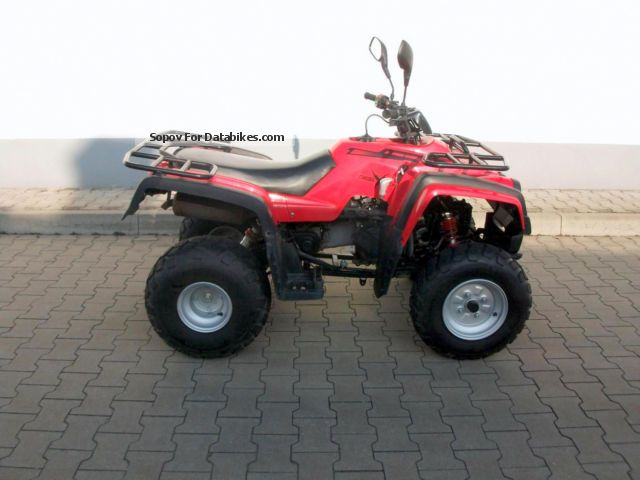 2012 Adly  Crossover 150 Motorcycle Quad photo