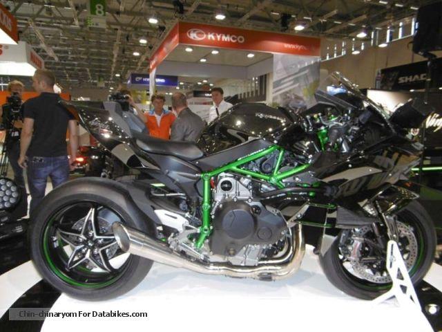 2012 Kawasaki  NINJA H2 R HIGH-END SUPER CHARGER PRE-ORDER! Motorcycle Motorcycle photo