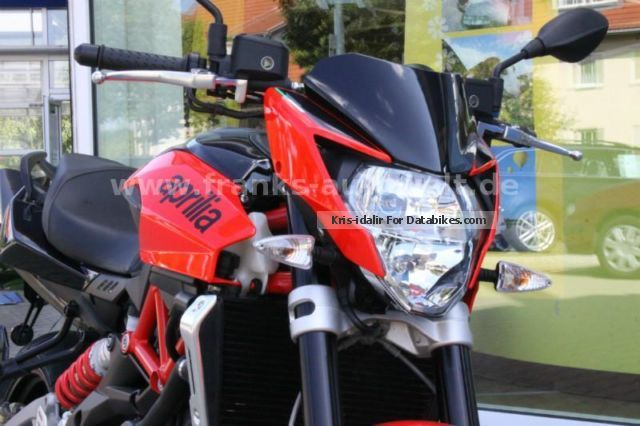 2013 Aprilia  Shiver Motorcycle Naked Bike photo