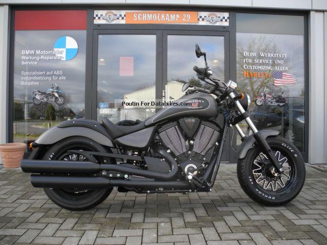 2012 VICTORY  Gunner Motorcycle Chopper/Cruiser photo