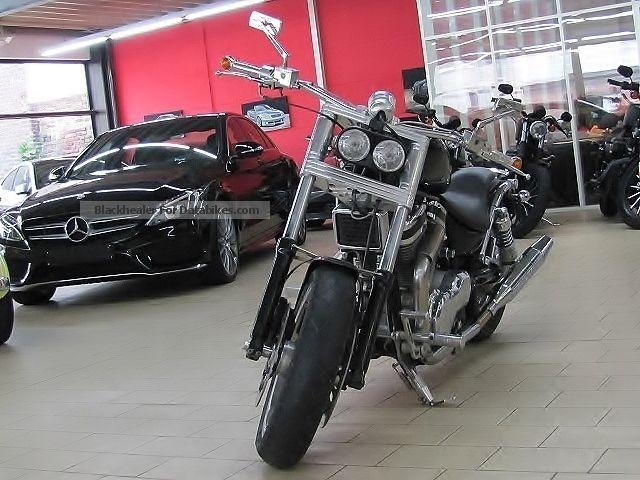 1997 Suzuki  VX51 L 1400 INTRUDER * LSL * deeper * SUPERTRAPP * Motorcycle Chopper/Cruiser photo