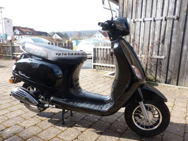 2014 Kreidler  Flory Classic Motorcycle Scooter photo