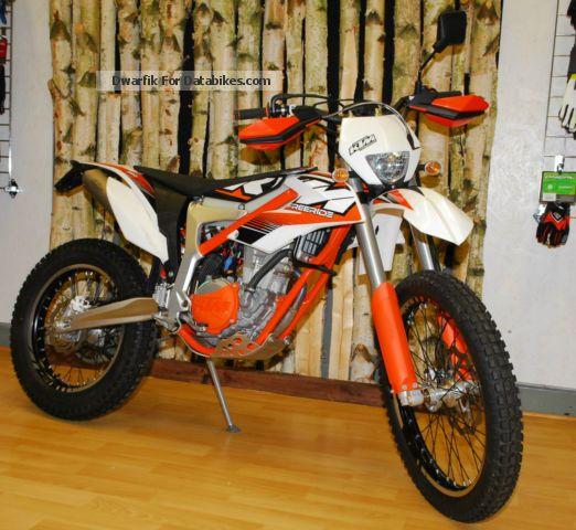 2014 KTM Freeride 350
