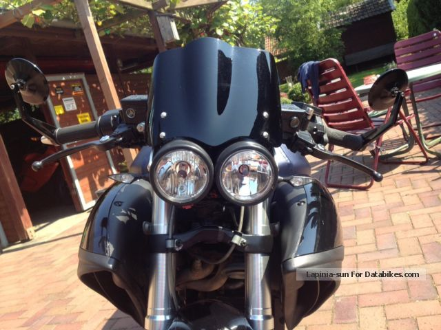 2008 Buell  1125 Cafe Racer Motorcycle Motorcycle photo