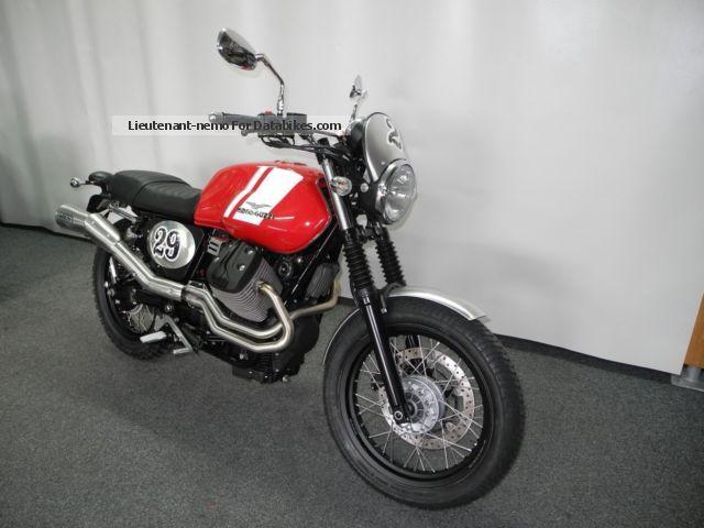2015 Moto Guzzi  V7 Special II 2015 ABS SCRAMBLER conversion Motorcycle Chopper/Cruiser photo