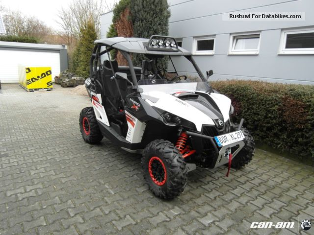 2015 Bombardier  BRP Can-Am Maverick 1000 XXC + + LOF remaining warranty Motorcycle Other photo