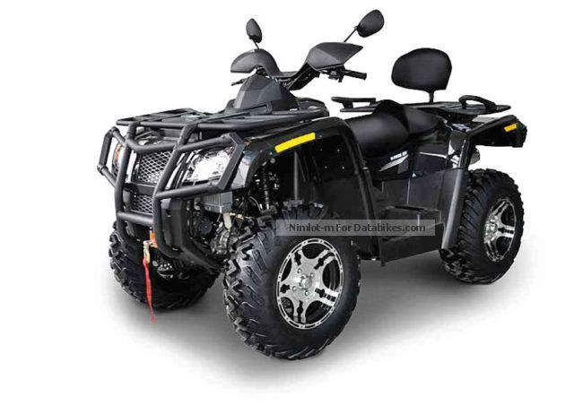 2015 CFMOTO  Hizun V2 800 EFI EPS LOF Motorcycle Quad photo