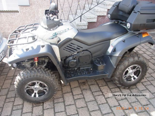 2014 CFMOTO  C Force 600 Motorcycle Quad photo