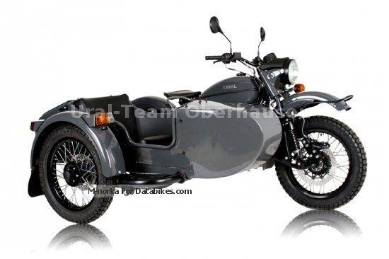 2012 Ural  cT EFI Motorcycle Combination/Sidecar photo