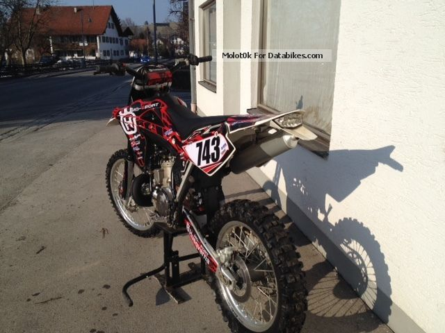 2014 Husqvarna WR 250 EXC No TE WRE SM only 300KM