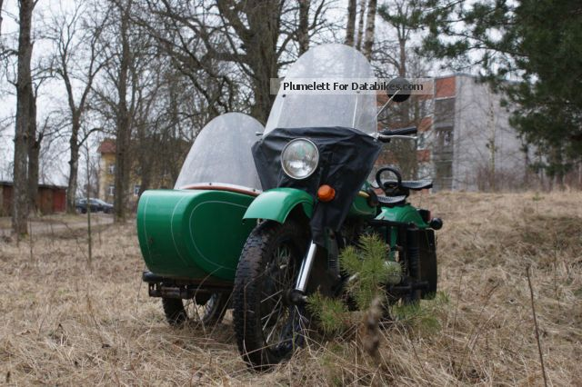 1987 Ural  1.803.30 Motorcycle Combination/Sidecar photo