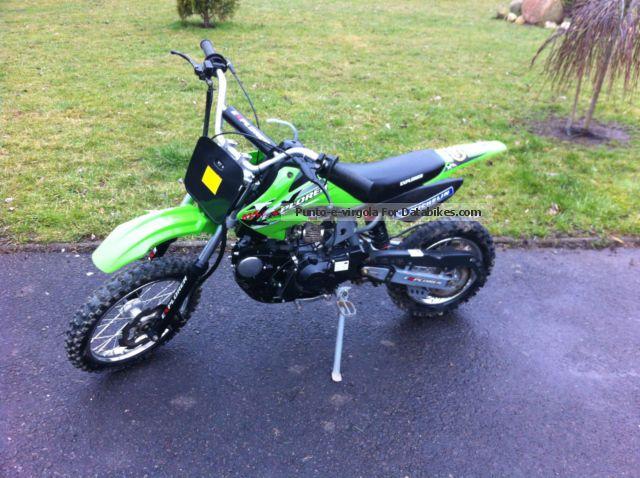 2014 Explorer  RXR 125 Motorcycle Pocketbike photo