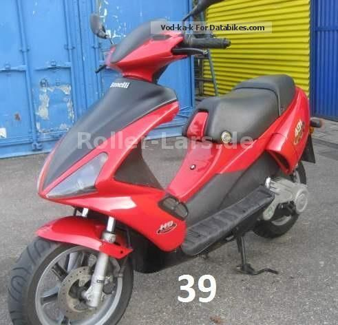 1999 Benelli  491 LC 50 Genuine NEW tires Motorcycle Scooter photo