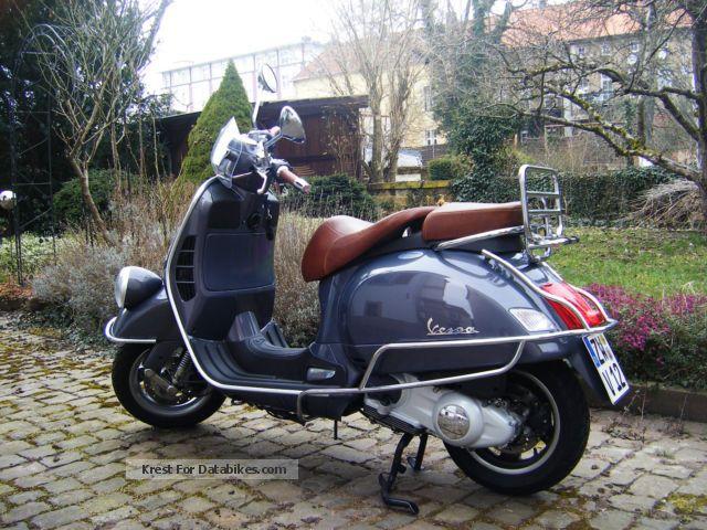 2007 Vespa Gtv 250