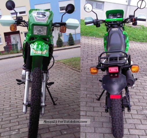 2014 Lifan  / ZID LF200GY5 Motorcycle Enduro/Touring Enduro photo