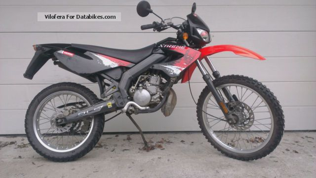 2012 Derbi  SD 50 R X-TREM Motorcycle Motor-assisted Bicycle/Small Moped photo