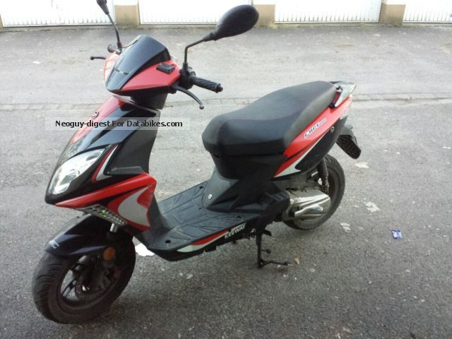 2010 Keeway  f-act Motorcycle Motor-assisted Bicycle/Small Moped photo