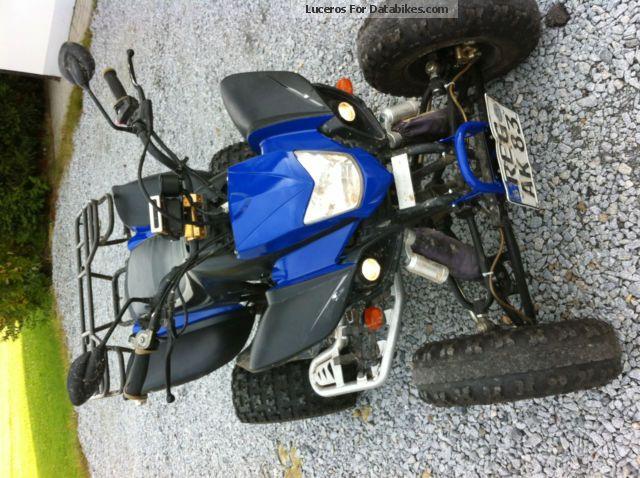 2008 Bashan  BS7 Motorcycle Quad photo
