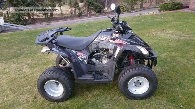 2015 Daelim  ET 300 Motorcycle Quad photo