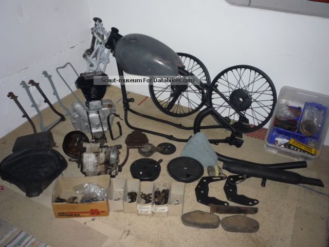 Royal Enfield  Project WDCO 350 cc 1942 1942 Vintage, Classic and Old Bikes photo