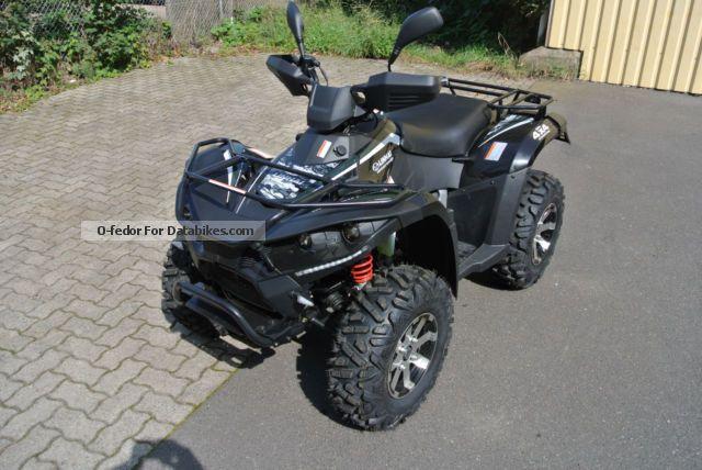 2012 Linhai  ATV Quad L-400/420 incl LOF approval Action Motorcycle Quad photo