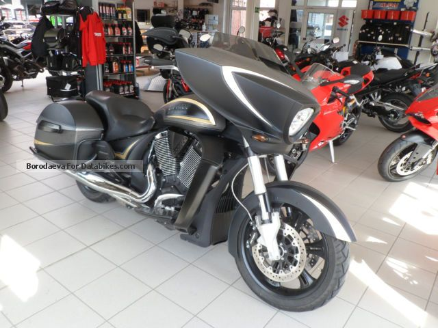 2014 Victory Cross Country Top Factory Warranty