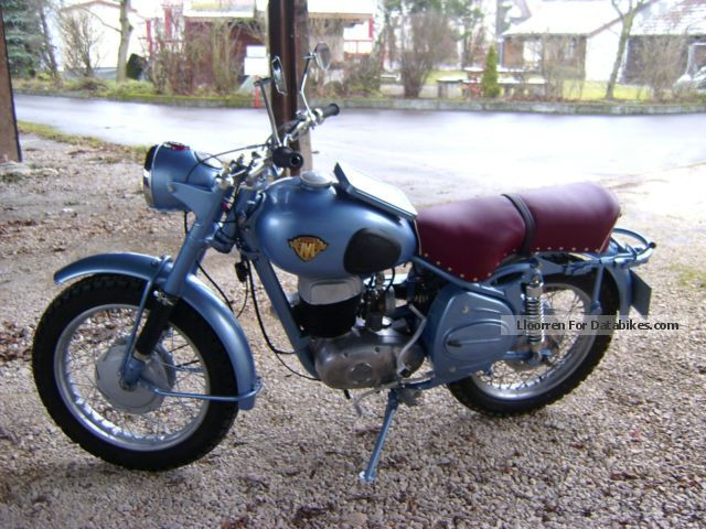 Maico  250 B 1962 Vintage, Classic and Old Bikes photo