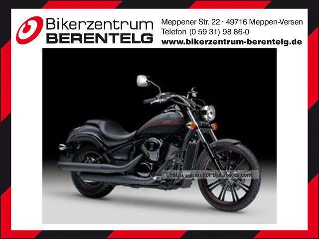 2012 Kawasaki  VN 900 Custom Special 10%! Motorcycle Chopper/Cruiser photo